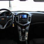 2014 Chevrolet Cruze RS interior
