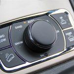 2014 Jeep Grand Cherokee EcoDiesel off-road controls