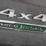 2014 Jeep Grand Cherokee EcoDiesel rear badge