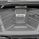 2014 Jeep Grand Cherokee EcoDiesel engine bay