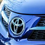 2014 Toyota RAV4 LE grille