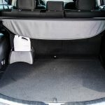 2014 Toyota RAV4 LE trunk