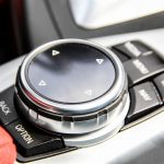 2014 BMW 228i Sport iDrive controller