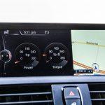 2014 BMW 228i Sport performance display