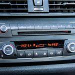 2014 BMW 228i Sport climate controls