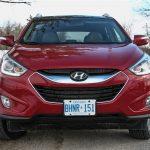 2014 Hyundai Tucson Limited front