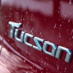 2014 Hyundai Tucson Limited rear badge