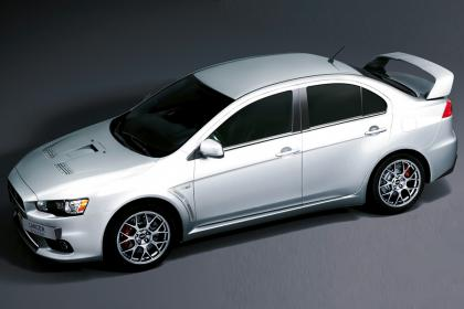 Mitsubishi Revealed new Evo X FQ-440 MR Special Edition
