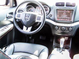 2014 Dodge Journey R/T interior