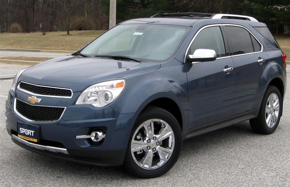 GM's Midsized SUVs Outperform Competitors On Small-Overlap Crash Test