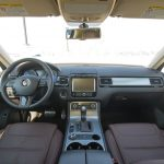 2014 Volkswagen Touareg TDI interior