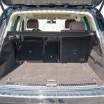 2014 Volkswagen Touareg TDI trunk