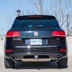 2014 Volkswagen Touareg TDI rear