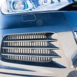 2014 Volkswagen Touareg TDI grille