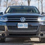 2014 Volkswagen Touareg TDI front