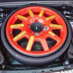 2014 Volkswagen Touareg TDI spare tire