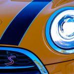 2014 Mini Cooper S headlight