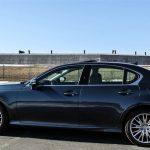 2014 Lexus GS350 AWD side profile