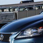 2014 Lexus GS350 AWD grille headlights