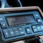2014 Lexus GS350 AWD rear controls