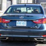 2014 Lexus GS350 AWD rear