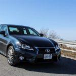 2014 Lexus GS350 AWD front 1/4