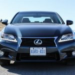 2014 Lexus GS350 AWD front