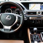 2014 Lexus GS350 AWD interior