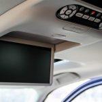 2014 Honda Pilot Touring rear entertainment system