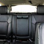 2014 Honda Pilot Touring rear seats