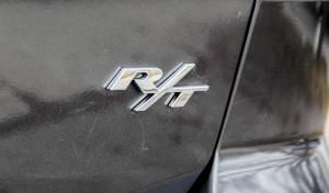 2014 Dodge Journey R/T rear emblem