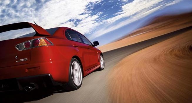 Mitsubishi stopping production on Evolution X