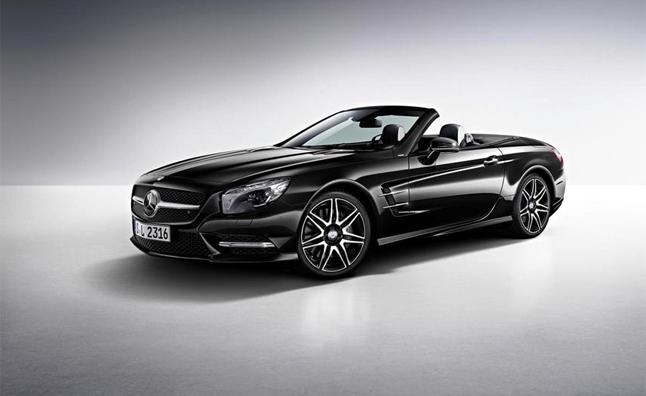 2015 Mercedes-Benz SL400 gains twin-turbo V6
