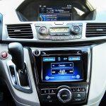 2014 Honda Odyssey Touring center stack
