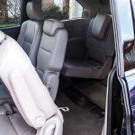 2014 Honda Odyssey Touring third row access