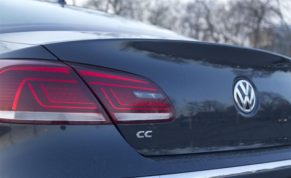 Second Look: 2014 Volkswagen CC 2.0T