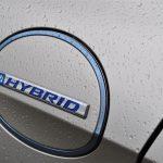 2014 Honda Accord PHEV plug-in port