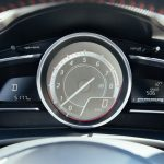 2014 Mazda3 GT instrument cluster
