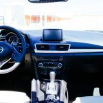 2014 Mazda3 GT interior