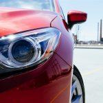 2014 Mazda3 GT headlight