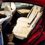 2014 Mazda6 GT i-ELOOP rear seat