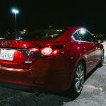 2014 Mazda6 GT i-ELOOP rear 1/4