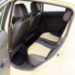 2014 Chevrolet Spark LT rear seats
