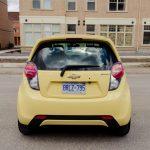 2014 Chevrolet Spark LT rear