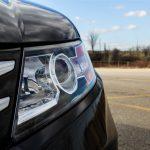 2014 Honda Odyssey Touring headlights