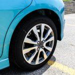 2014 Honda Fit Sport wheel