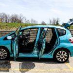 2014 Honda Fit Sport side profile