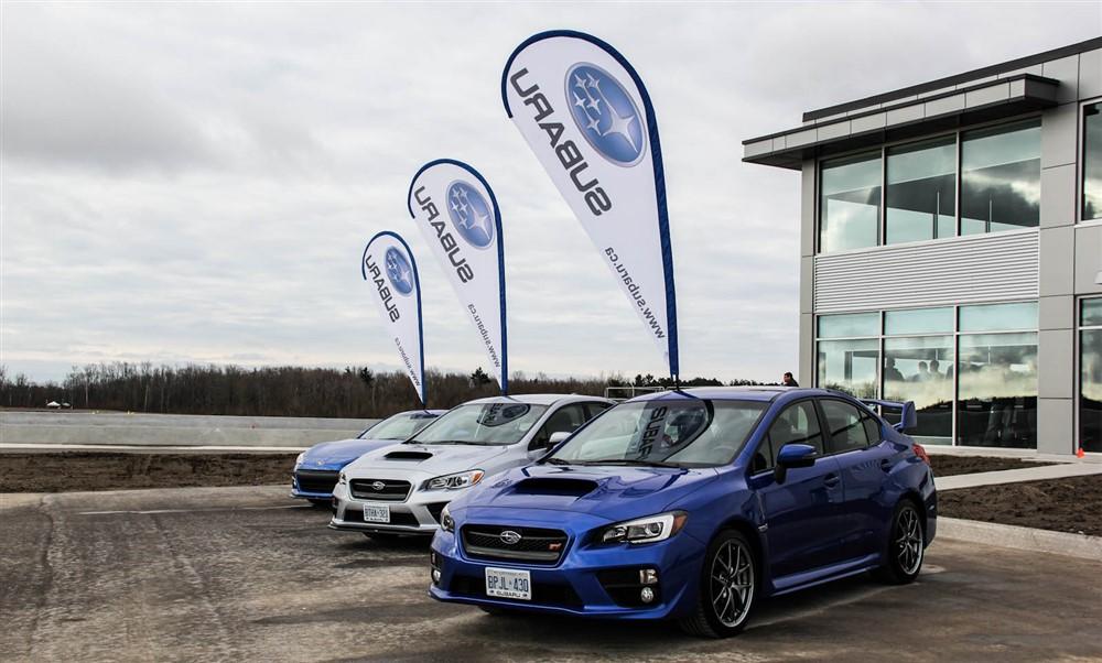 First Drive: 2015 Subaru WRX & WRX STi