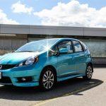 2014 Honda Fit Sport front 1/4
