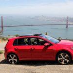 2015 Volkswagen Golf GTI side profile